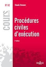 Download this eBook Procédures civiles d'exécution