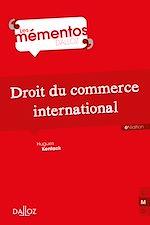 Téléchargez le livre :  Droit du commerce international