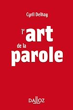 Download this eBook L'art de la parole