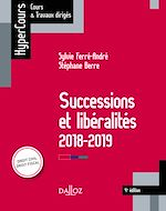 Download this eBook Successions et libéralités