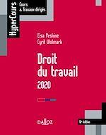Téléchargez le livre :  Droit du travail 2020 - 13e éd.