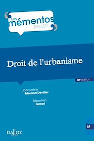Téléchargez le livre :  Droit de l'urbanisme
