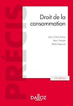 Download this eBook Droit de la consommation - 10e ed.