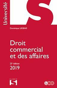 Téléchargez le livre :  Droit commercial et des affaires