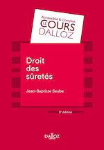 Download this eBook Droit des sûretés