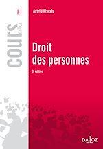 Download this eBook Droit des personnes
