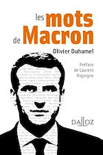 Download this eBook Les mots de Macron