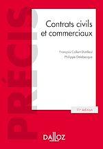 Download this eBook Contrats civils et commerciaux - 11e éd.