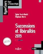 Téléchargez le livre :  Successions et libéralités