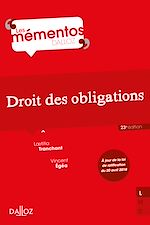 Download this eBook Droit civil. Les obligations