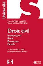 Download this eBook Droit civil. Introduction Biens Personnes Famille - 21e éd.