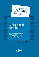 Download this eBook Droit fiscal général - 12e éd.