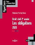 Téléchargez le livre :  Droit civil 2e année, les obligations 2020 - 12e éd.