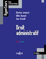 Téléchargez le livre :  Droit administratif - 13e éd.