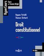 Téléchargez le livre :  Droit constitutionnel - 13e éd.