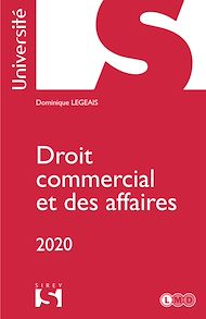 Téléchargez le livre :  Droit commercial et des affaires 2020 - 26e éd.