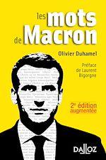 Téléchargez le livre :  Les mots de Macron - 2e éd.
