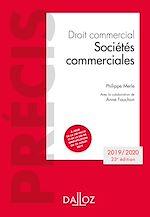 Téléchargez le livre :  Droit commercial. Sociétés commerciales - 23e éd.