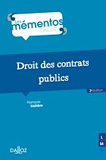 Téléchargez le livre :  Droit des contrats publics - 3e ed.