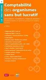 Download this eBook Comptabilité des organismes sans but lucratif - 4e ed.