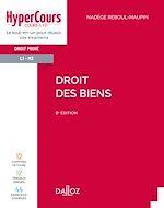 Téléchargez le livre :  Droit des biens - 8e ed.