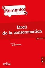 Téléchargez le livre :  Droit de la consommation - 2e ed.