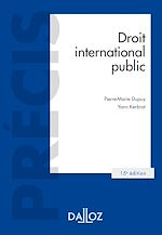 Download this eBook Droit international public - 15e ed.