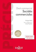 Download this eBook Droit commercial. Sociétés commerciales - 24e ed.