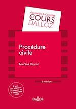 Download this eBook Procédure civile - 3e ed.