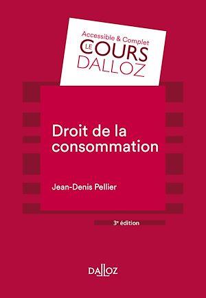 Téléchargez le livre :  Droit de la consommation - 3e ed.