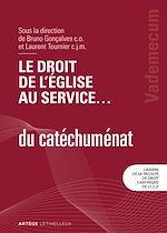 Download this eBook Le droit de l'Église au service ... du catéchuménat