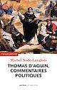 Télécharger le livre : Thomas d'Aquin, commentaires politiques