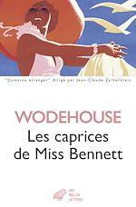 Download this eBook Les caprices de Miss Bennett