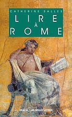 Download this eBook Lire à Rome