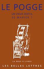 Download this eBook Un Vieux doit-il se marier ?