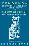Télécharger le livre :  Constitution des Lacédémoniens, Agésilas - Hiéron