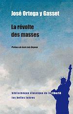 Download this eBook La Révolte des masses