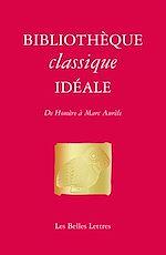 Download this eBook Bibliothèque classique idéale