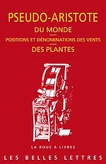 Download this eBook Du Monde ; Positions et dénominations des vents ; Des plantes