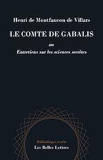 Download this eBook Le Comte de Gabalis
