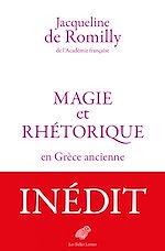 Download this eBook Magie et rhétorique en Grèce ancienne