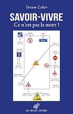 Download this eBook Savoir-vivre