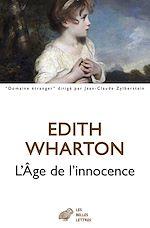 Download this eBook L'Âge de l'innocence