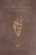 Download this eBook Anthologie grecque