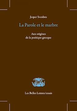 Download the eBook: La Parole et le marbre