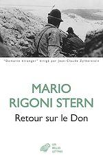 Download this eBook Retour sur le Don