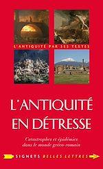 Download this eBook L'Antiquité en détresse