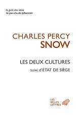 Download this eBook Les Deux Cultures