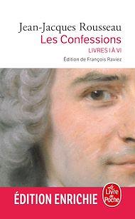 Téléchargez le livre :  Confessions ( Confessions, Tome 1 nouvelle édition 2012)
