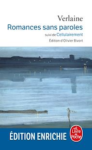 Téléchargez le livre :  Romances sans paroles suivi de Cellulairement